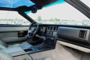 C4 Corvette Interior