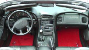 C5 Corvette Interior Isn't Great